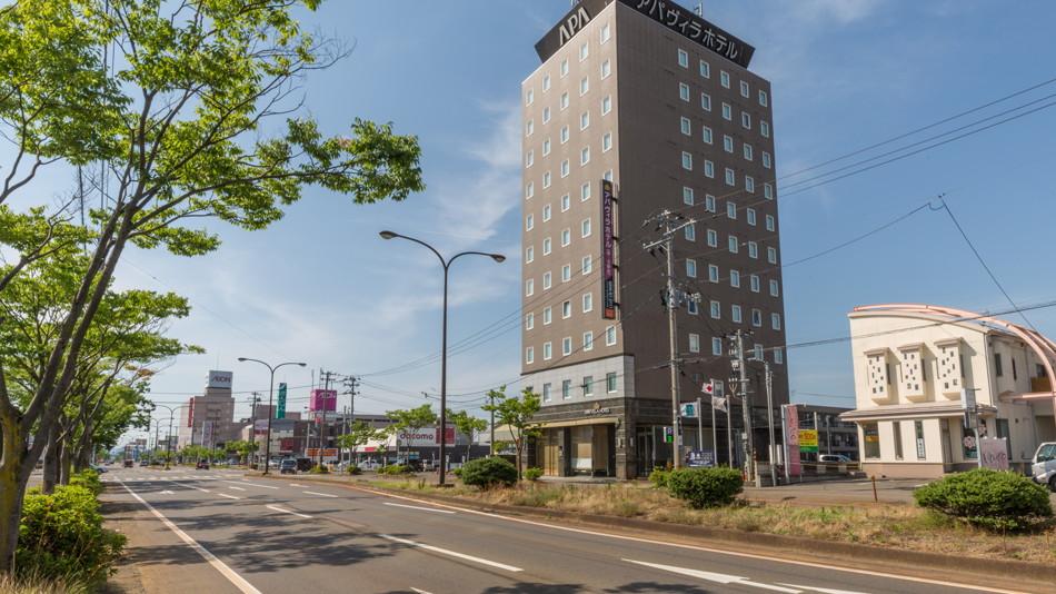アパヴィラホテル<燕三条駅前>(アパホテルズ&リゾーツ)