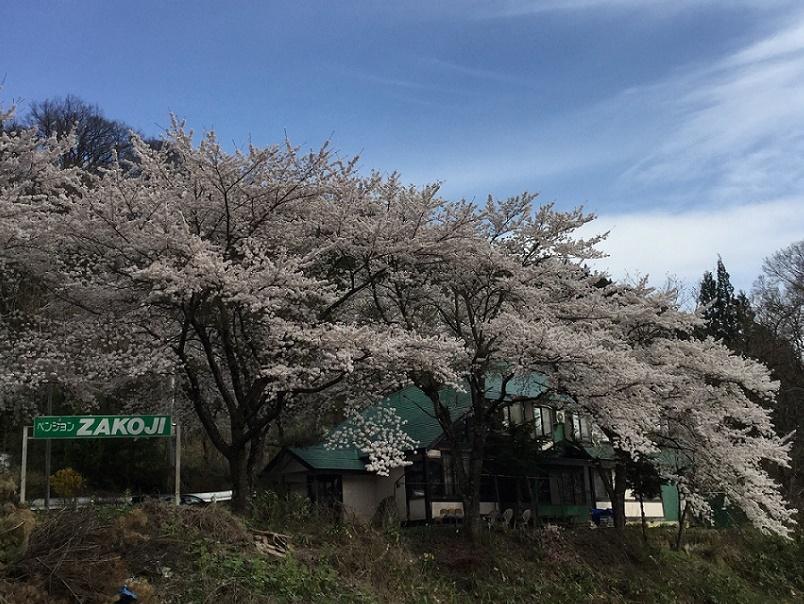 片品温泉 ペンションZAKOJI(座光寺)