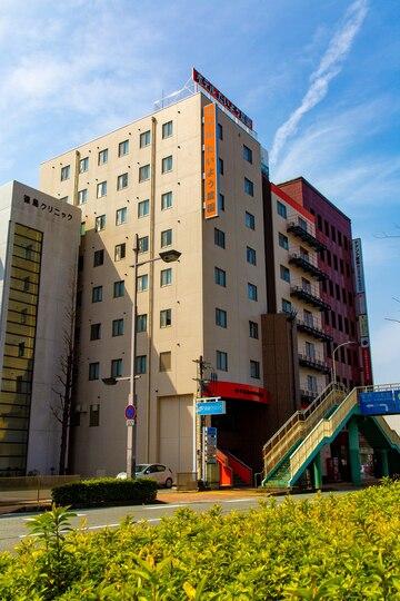 ホテルたいよう農園 徳島県庁前 (旧徳島県庁前第一ホテル)
