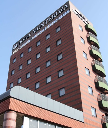 ホテルモンテローザ太田