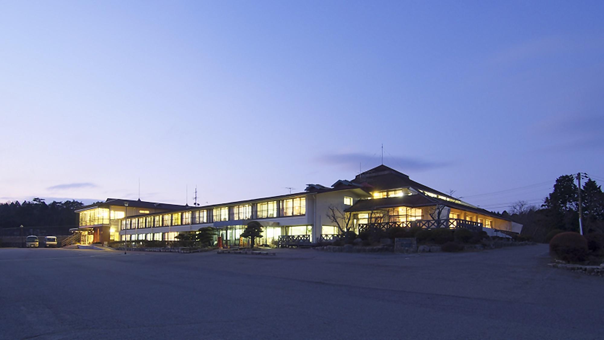 国民宿舎野呂高原ロッジ