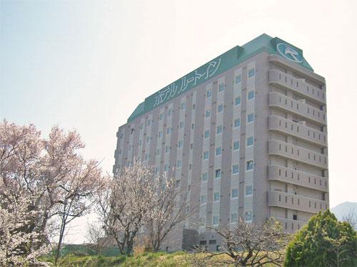 ホテルルートイン駒ヶ根インター