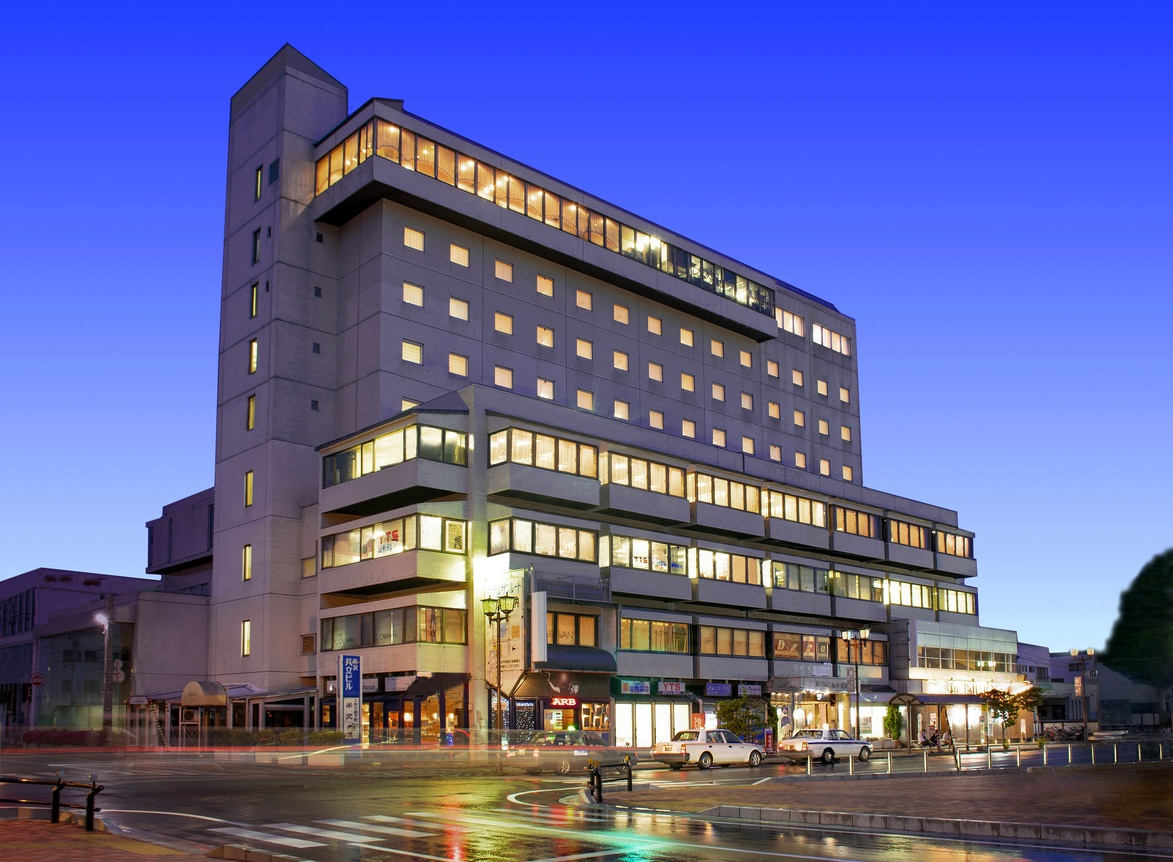 ホテルモントビュー米沢