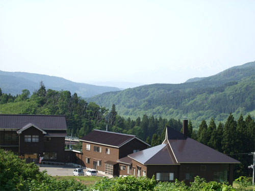 月の沢温泉北月山荘