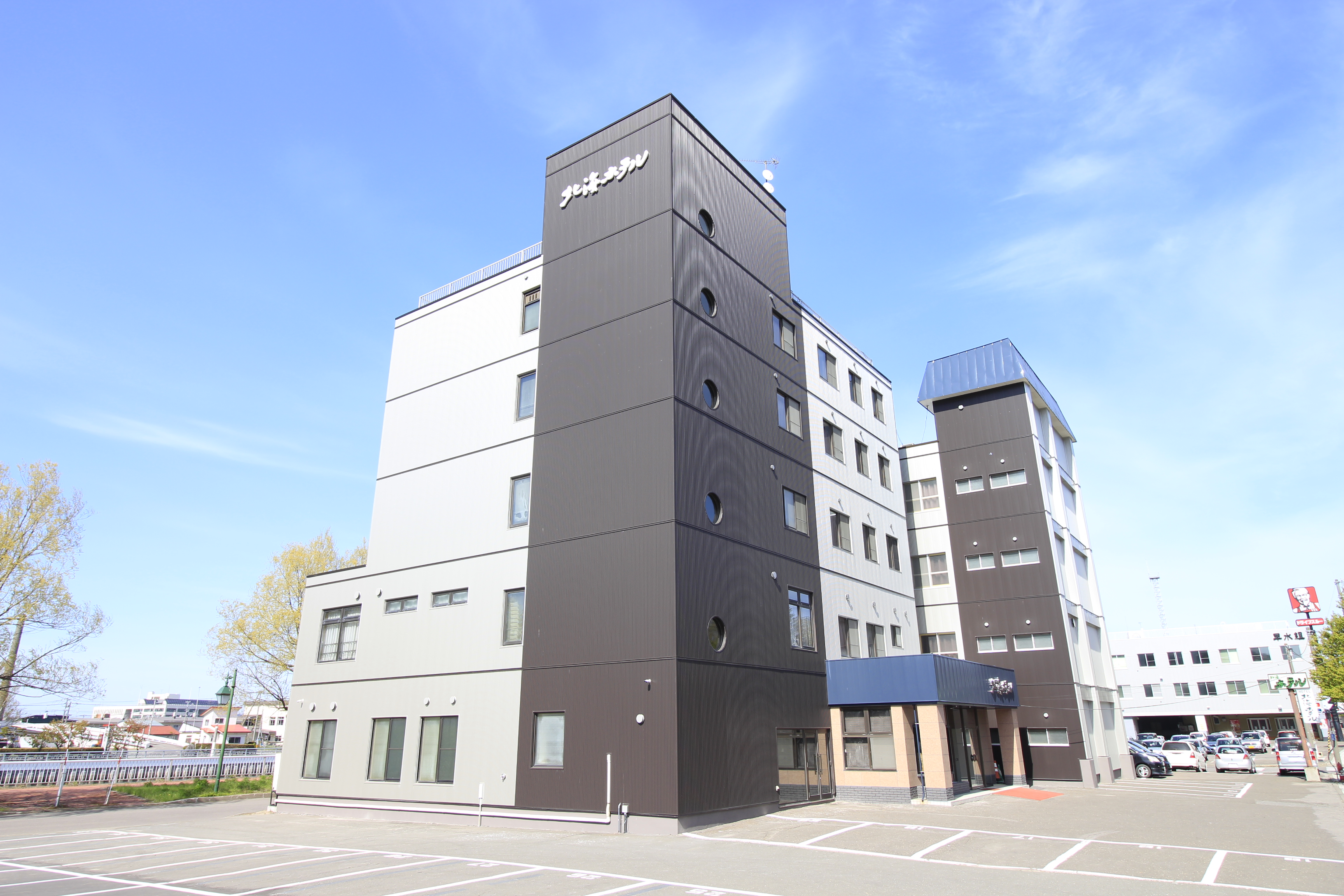 網走 北海ホテル