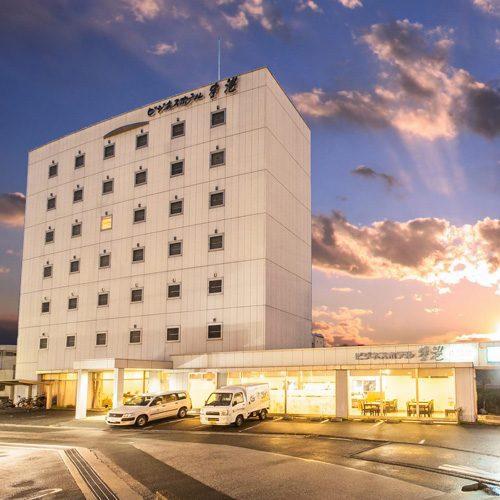 ビジネスホテル空港