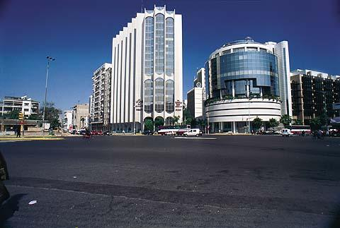 CROWNE PLAZA CASABLANCA
