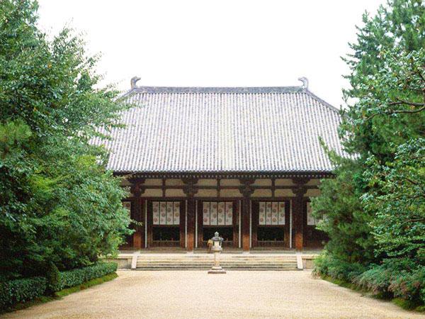 法隆寺・西の京