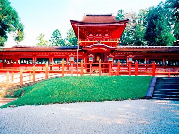 奈良公園3名所