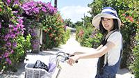 沖縄女子旅特集!おきなわでチャージする!