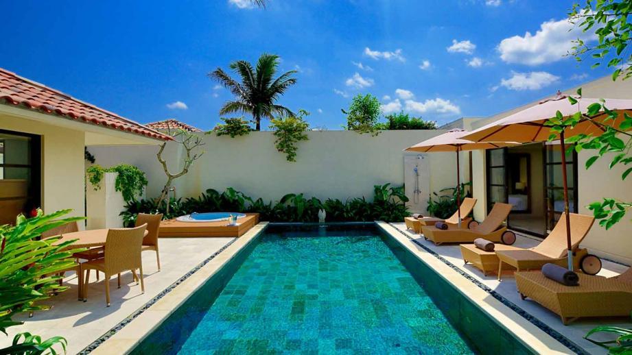プライベートプール付きの人気ホテルTOP10
