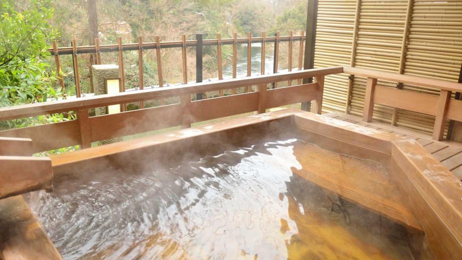 付き 客室 福岡 露天 風呂