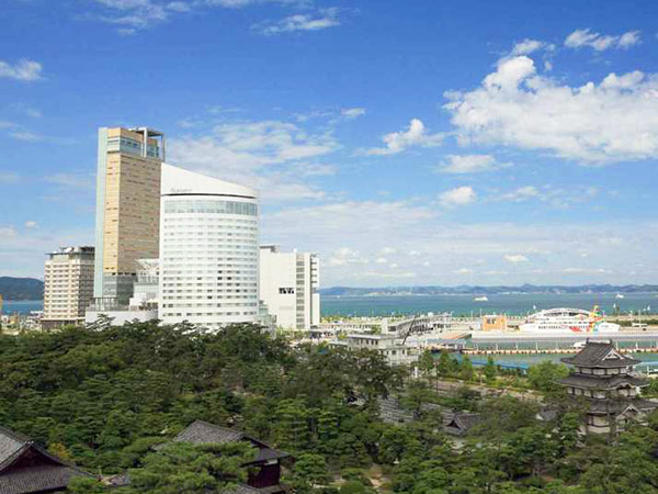 JRホテルクレメント高松(旧全日空ホテルクレメント高松