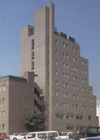 ホテルアミスタ大井