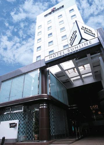 ホテル サンライン 福岡大濠◆楽天トラベル