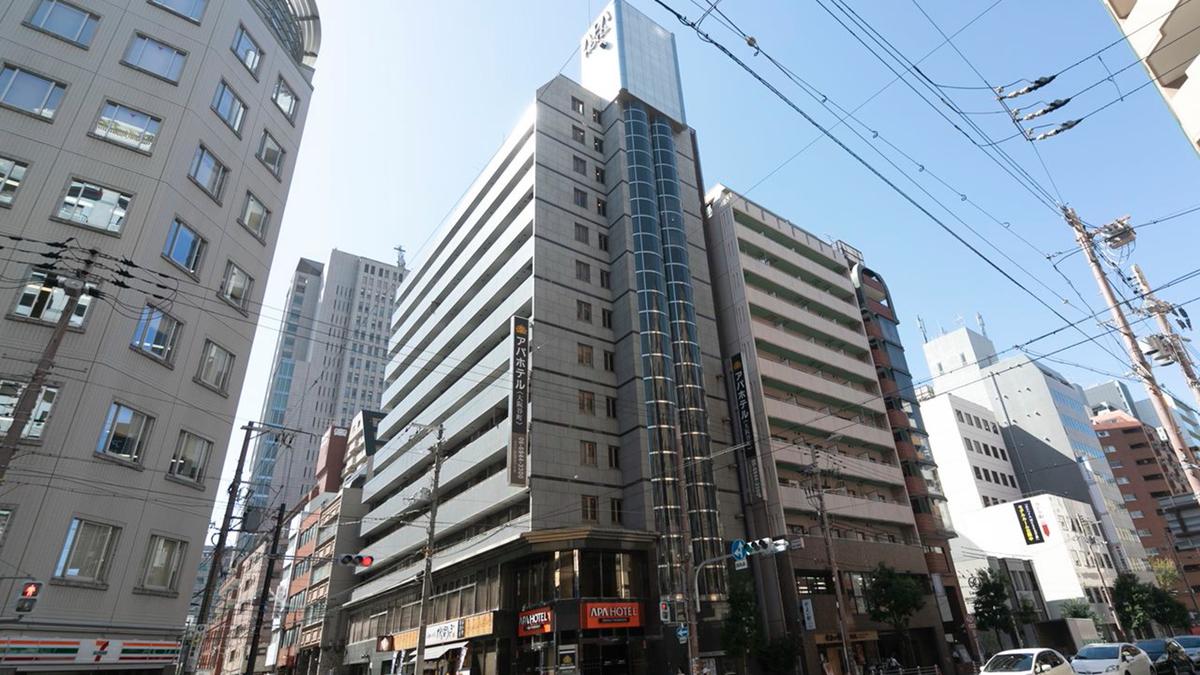 アパホテル 大阪谷町◆楽天トラベル