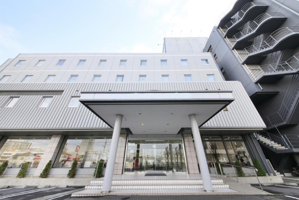 ホテル グリーンコア土浦◆楽天トラベル