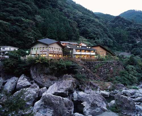 中津渓谷 ゆの森◆楽天トラベル