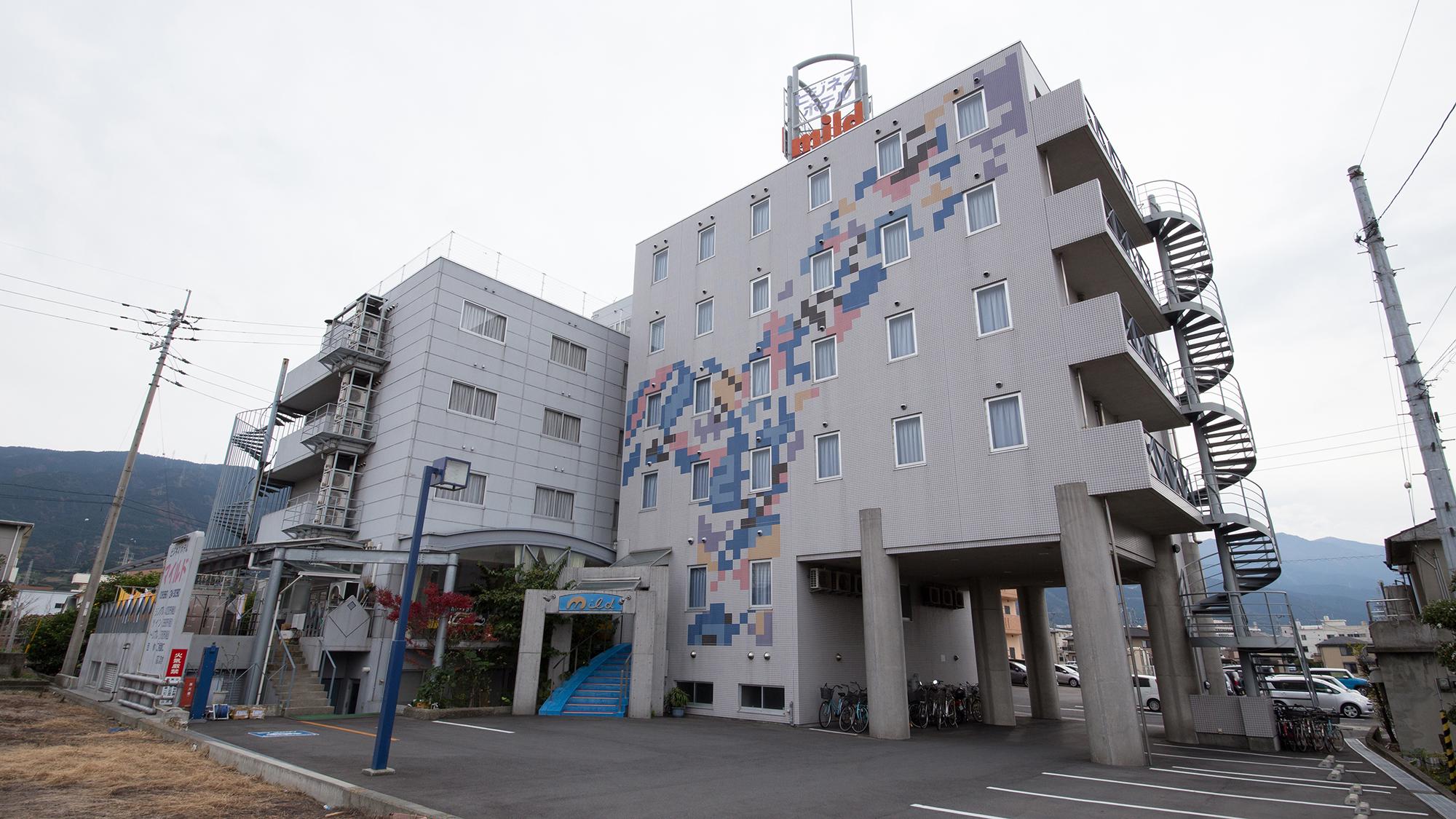 ビジネスホテル マイルド◆楽天トラベル
