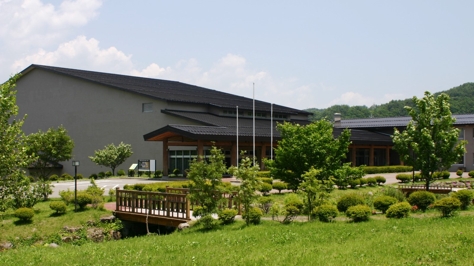 木曽文化公園 駒王◆楽天トラベル