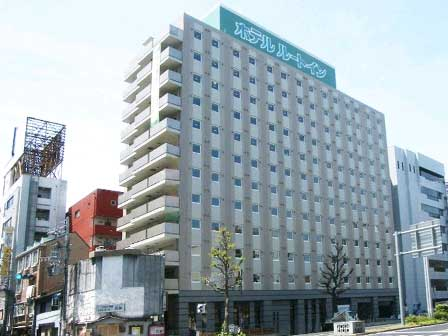 ホテル ルートイン 名古屋今池駅前◆楽天トラベル