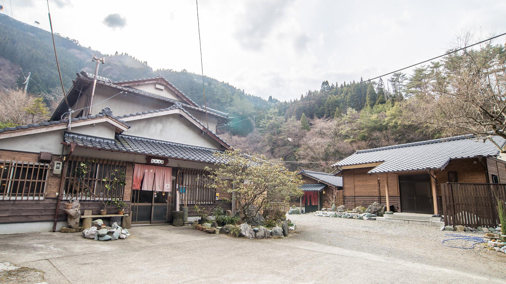 民宿 山女魚荘◆楽天トラベル
