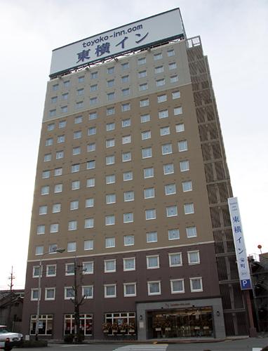 東横イン 富山駅前宝町◆楽天トラベル