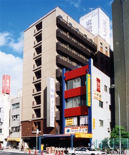 東横イン 名古屋駅新幹線口◆楽天トラベル