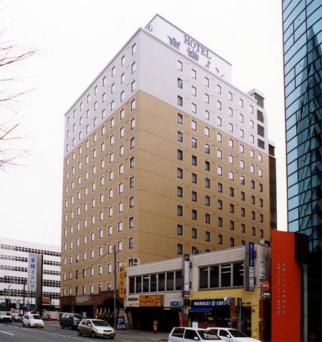 東横イン 札幌駅北口