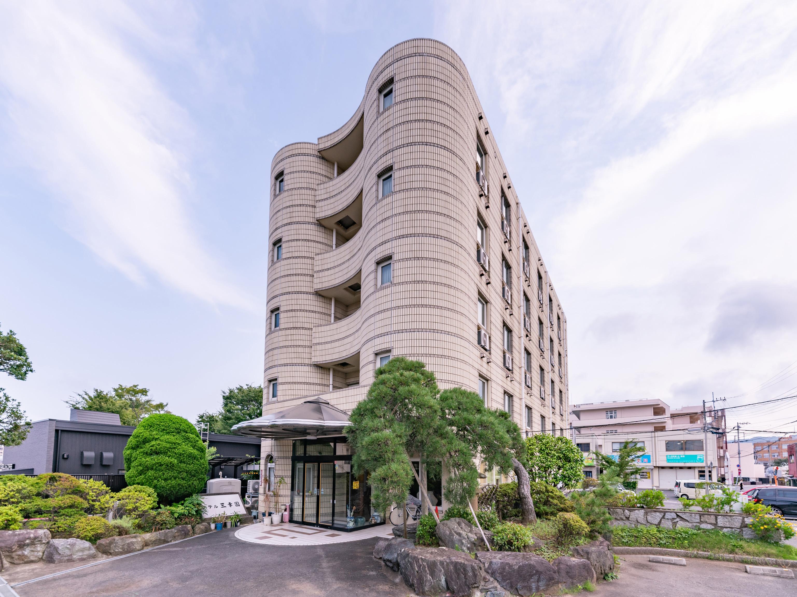 ビジネスホテル 三幸園◆楽天トラベル