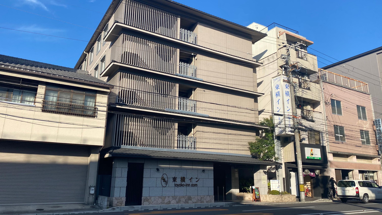 東横イン 京都五条大宮◆楽天トラベル