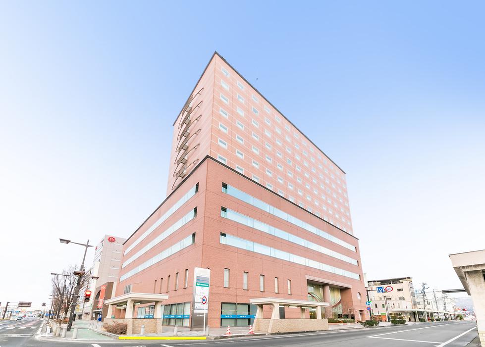ホテル サンルート プラザ 福島◆楽天トラベル