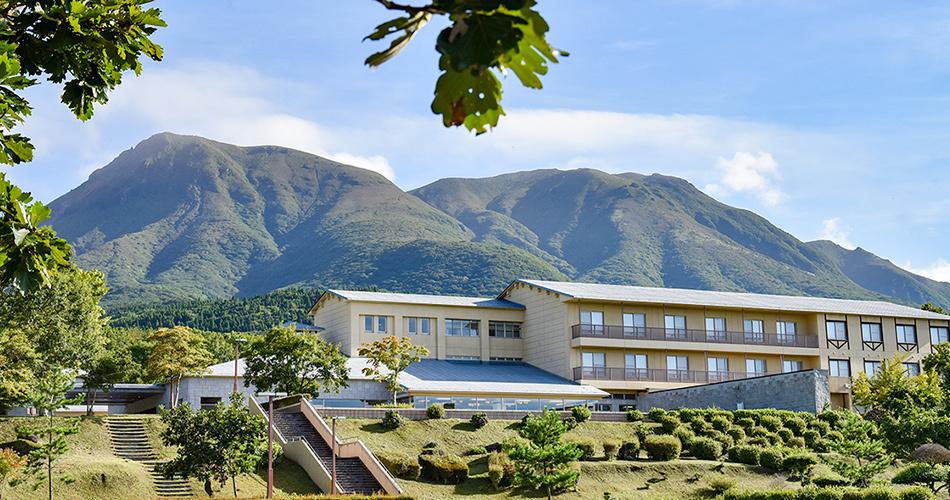 国民宿舎 久住高原荘◆楽天トラベル