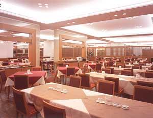メルパルク名古屋のレストラン