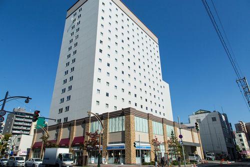 ベストウェスタン ホテル札幌中島公園