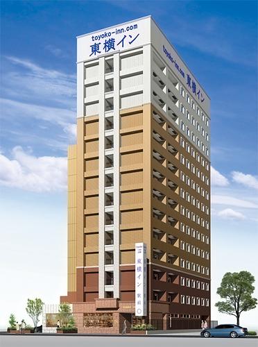 東横イン岡山駅東口