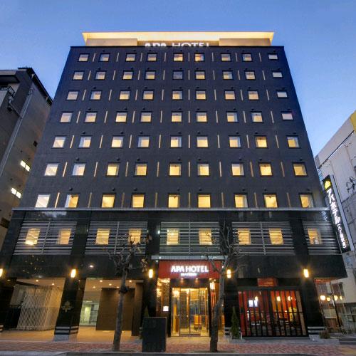 アパホテル 八丁堀駅南◆楽天トラベル