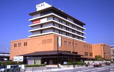 ホテル京都弥生会館(JR西日本グループ)外観