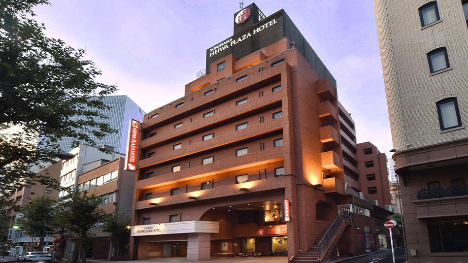 横浜 平和 プラザ ホテル◆楽天トラベル