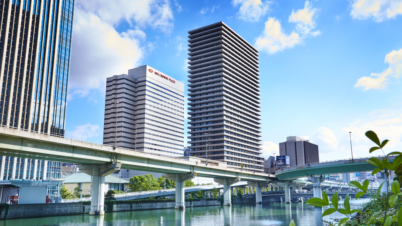 ANA クラウンプラザホテル大阪◆楽天トラベル