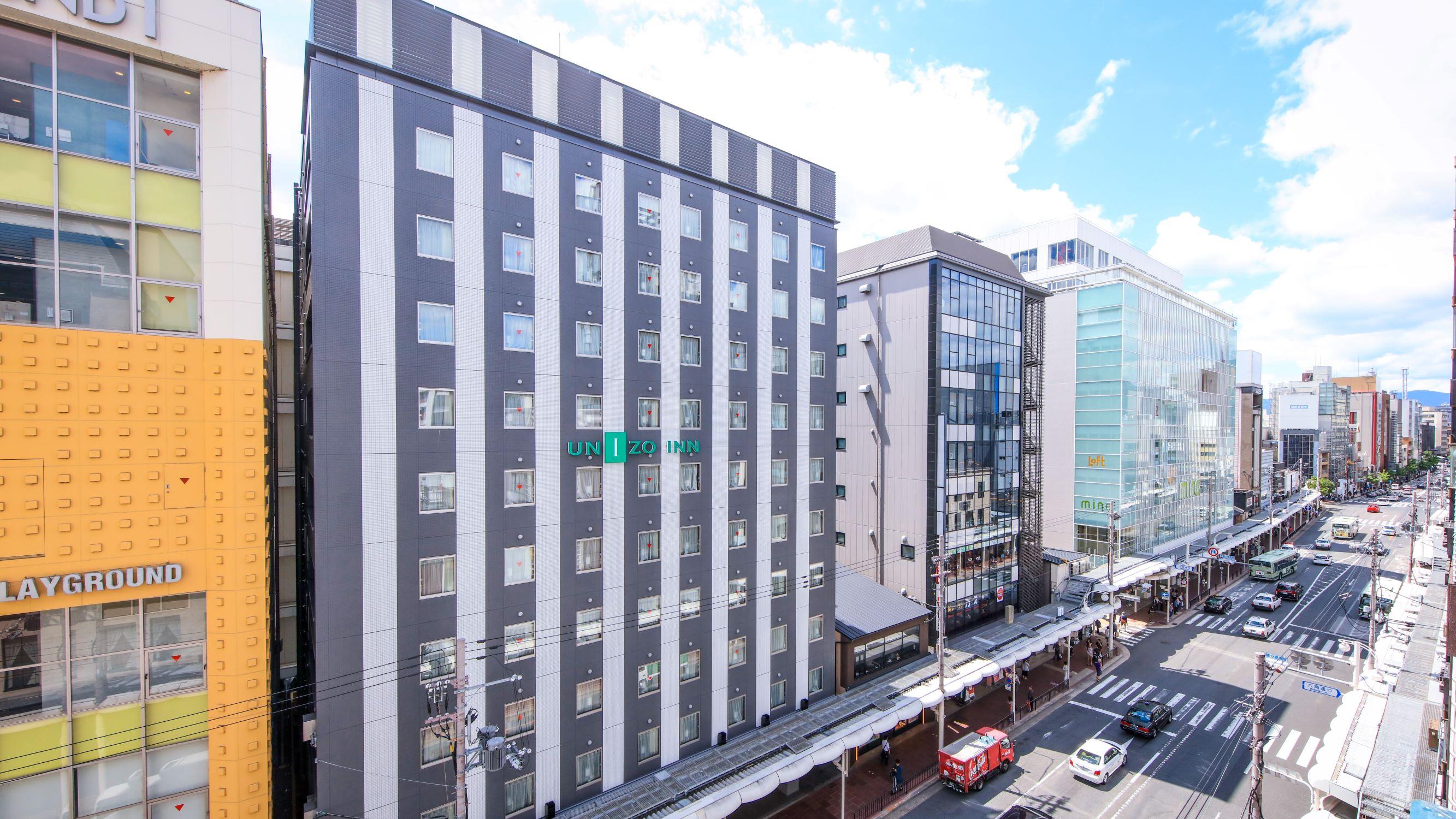 ホテル ユニゾ 京都◆楽天トラベル