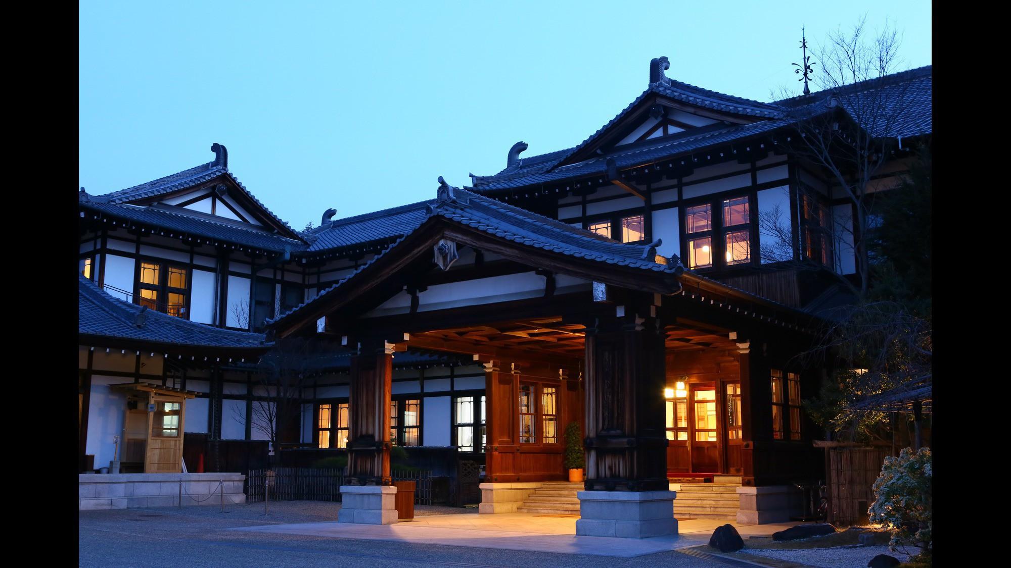 奈良ホテル の写真