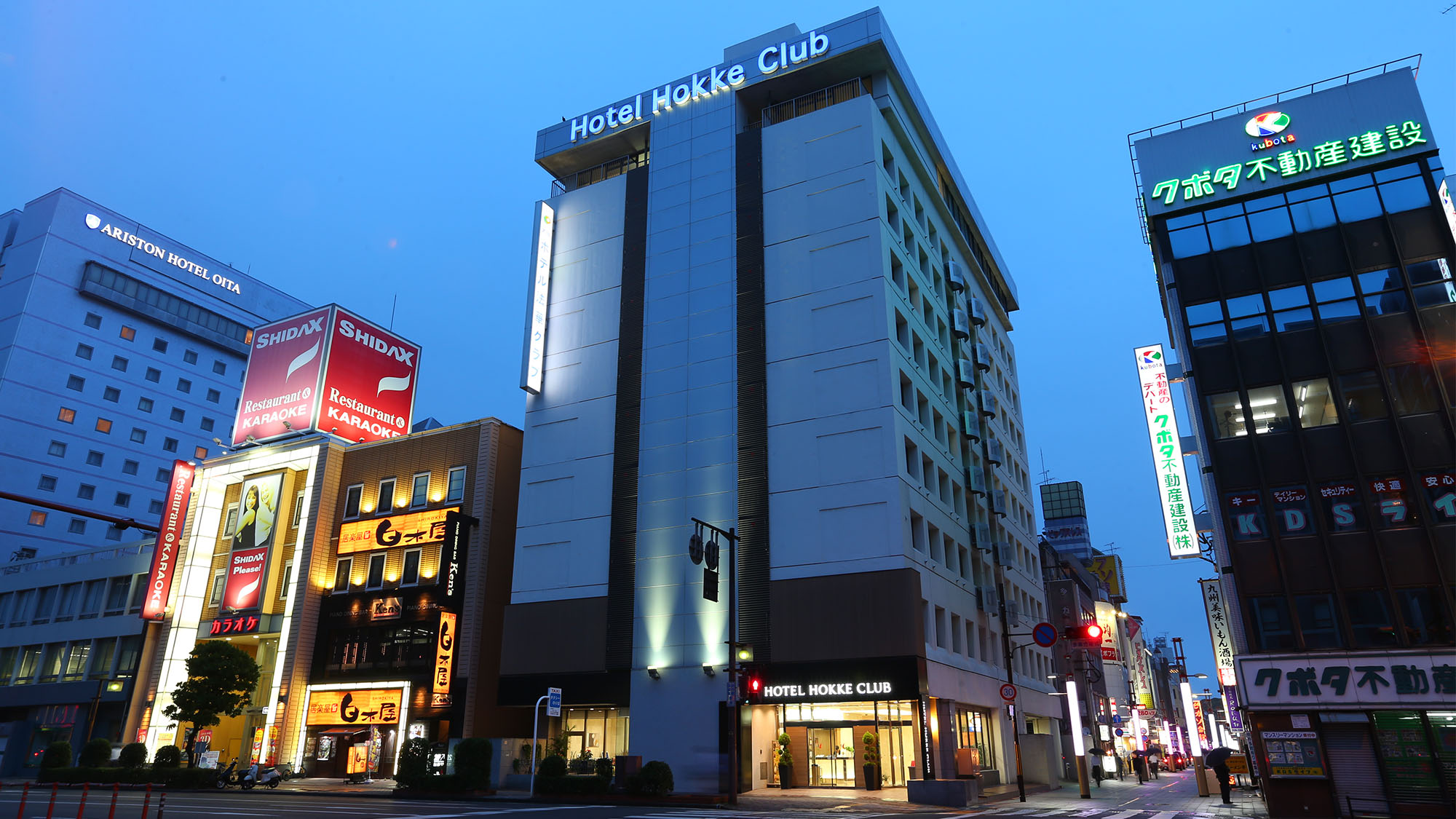 ホテル 法華クラブ 大分◆楽天トラベル