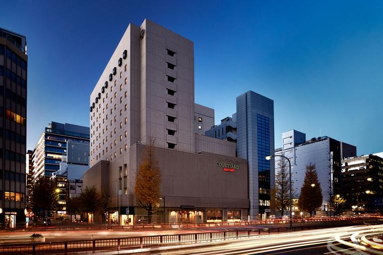 コートヤード・マリオット 銀座東武ホテル(旧:銀座東武ホテル・ルネッサンス東京)