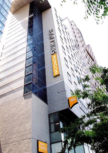 185dbfb664ae ホテル ツインズももち☆全室LAN接続無料!☆  福岡yahooドーム・タワーまで徒歩6分!スタンダードルームからワンランク上のタイプまであなたのホテルスタイルを。