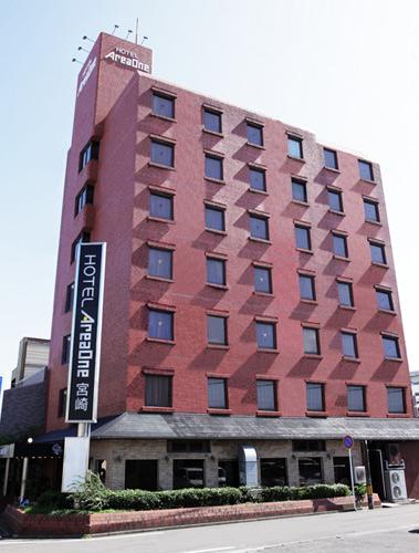 ホテル エリアワン宮崎◆楽天トラベル