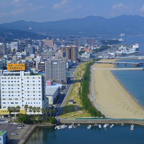 別府温泉 別府富士観ホテル