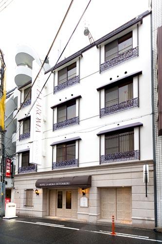 ホテル ラ・アロマ 道頓堀◆楽天トラベル