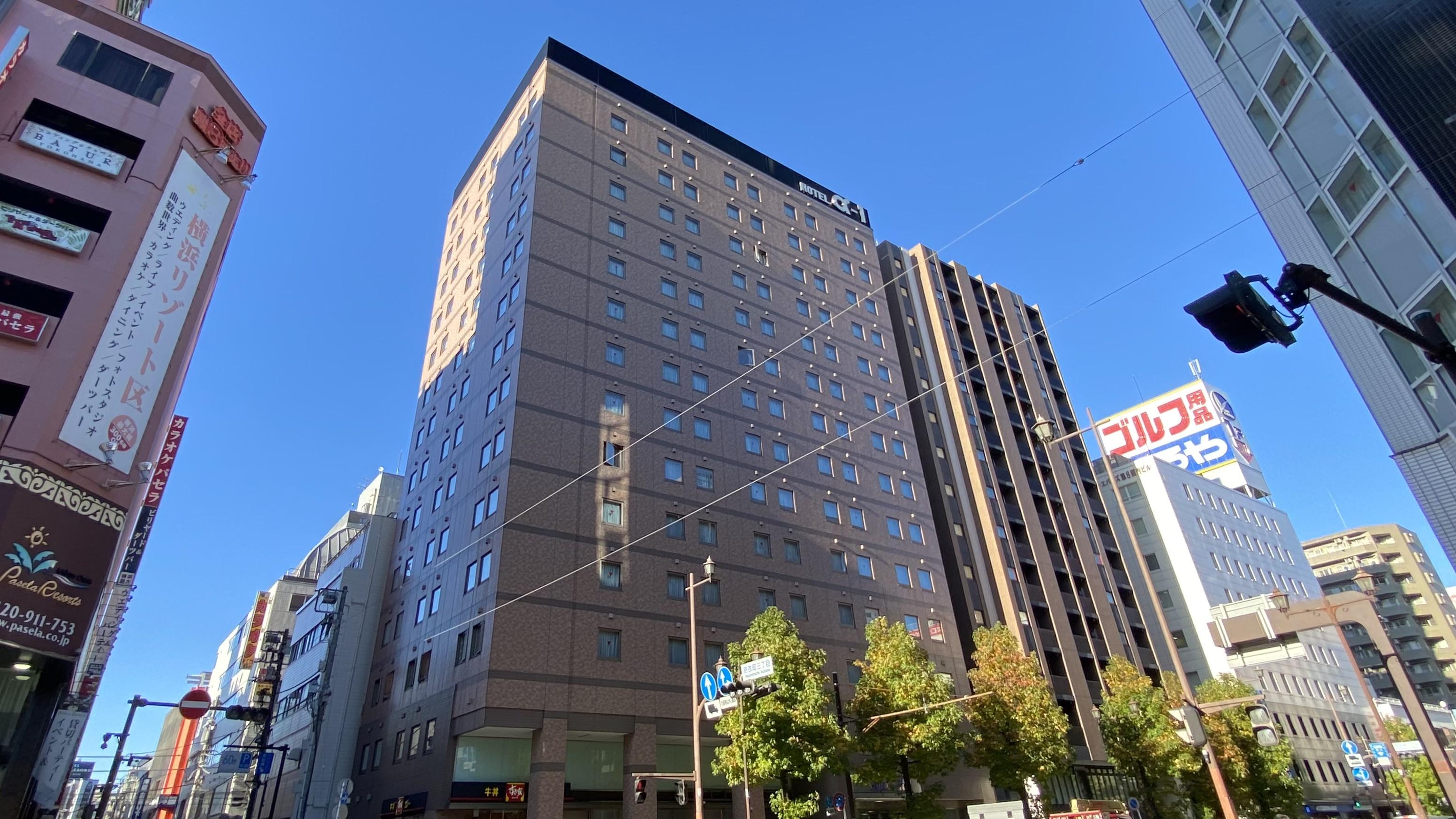 ホテル アルファーワン 横浜関内◆楽天トラベル