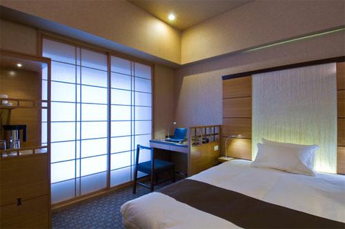 庭のホテル東京(日通旅行提供)